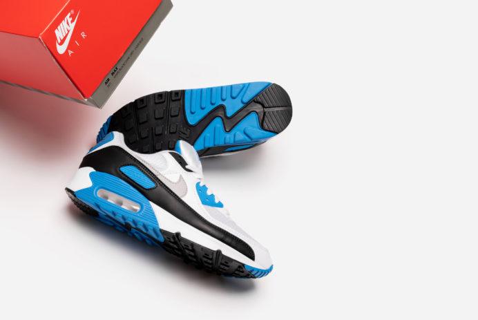 Nike Air Max III 90 Laser Blue
