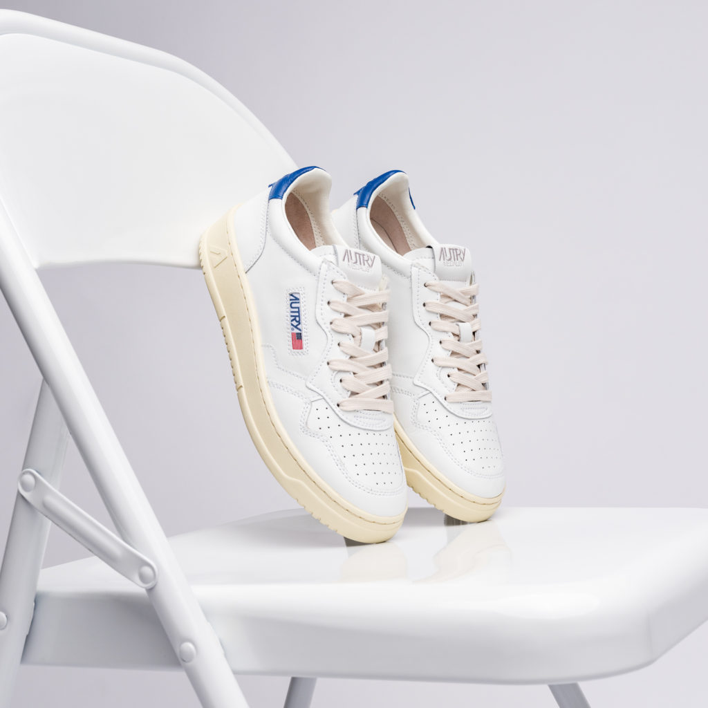 Autry Action Shoes Medalist Retro Sneaker